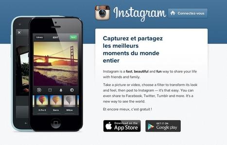 Instagram passe le cap des 200 millions d'utilisateurs actifs mensuels | Cuistot des Médias Sociaux | Scoop.it