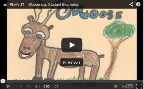 So Many Fun Ways To Use Blabberize In The Classroom | Embedding digital literacy in the classroom | Scoop.it