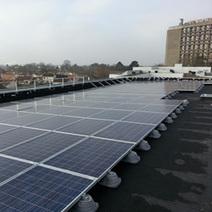 Otis : son premier ascenseur alimenté par l'énergie solaire | RSE, professionnels et entreprises responsables : actus et solutions | Scoop.it