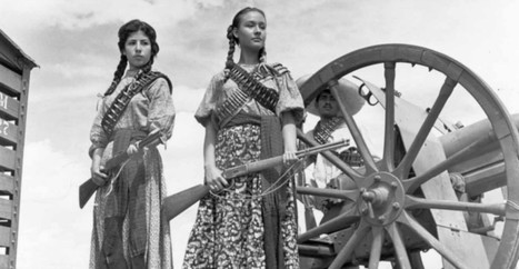 Strong Women of The Mexican Revolution: Adelitas | Community Village World History | Scoop.it