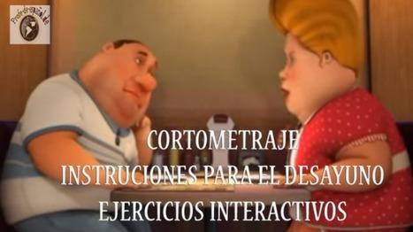 Cortometraje: Instrucciones para el desayuno | Profe-de-español.de | Spanish Learning Resources | Scoop.it