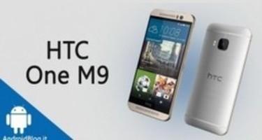 HTC HTC HTC One M9 potrebbe ricevere l'aggiornamento uf  b3dff0