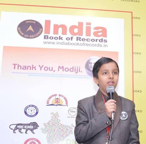 À 12 ans, il ouvre une bibliothèque de 3000 livres en Inde | Bibliothèque et Techno | Scoop.it