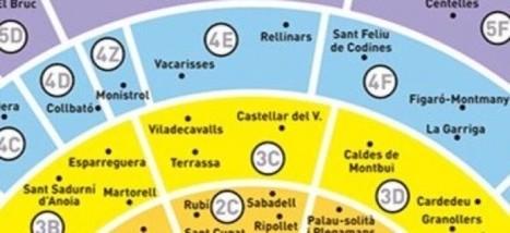 Diversos municipis del Baix Llobregat, de la segona corona metropolitana, reclamen formar part de la zona 1 del transport públic | #territori | Scoop.it