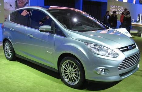 EV Could Make Up 1/4 Of Ford Sales By 2020 | Trends in Sustainability | Scoop.it