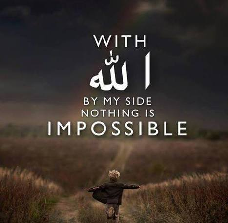 Allah is with me | Quran Online | Scoop.it