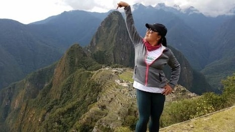 """Review Rachelle Valenzuela Volunteer in Peru Cusco PreMed and Senior Center with Abroaderview.org 
