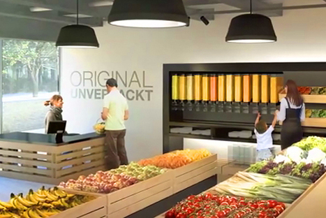 At This Zero-Waste Grocery Store, Plastic and Packaging Aren't Allowed | Transición | Scoop.it