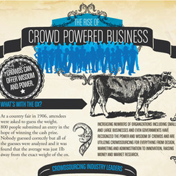 The Rise in Crowd Powered Business | The Jazz of Innovation | Scoop.it