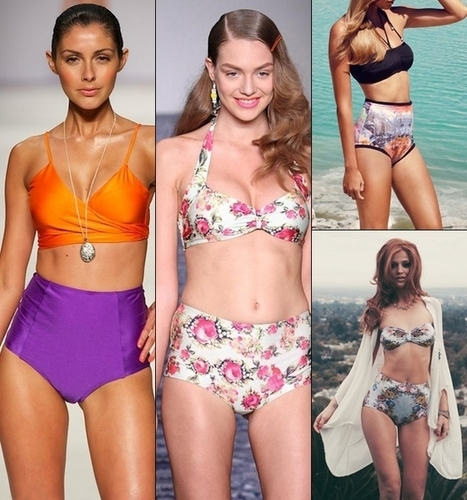 Swimwear trends for 2013: bikini styles for summer | TAFT: Trends And Fashion Timeline | Scoop.it