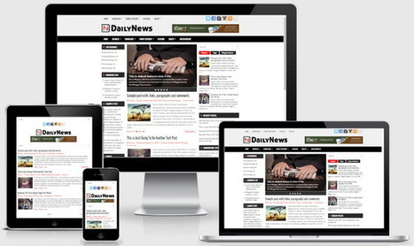 BTemplates: DailyNews | Blogger themes | Scoop.it