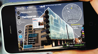 América Retail – 13 impresionantes ejemplos de Realidad Aumentada aplicada a marketing en móviles | VIM | Scoop.it