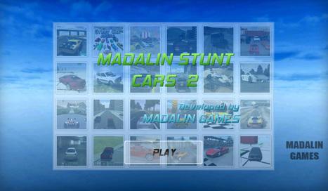 Madalin Stunt Cars 2 Unblocked Unblocked Game