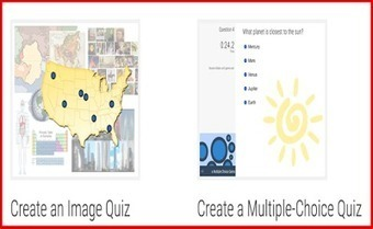 A Great Tool for Creating Image Quizzes and Educational Games ~ Educational Technology and Mobile Learning | Online resources for innovative classrooms | Scoop.it