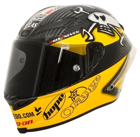 NEW AGV Pista GP Guy Martin Ltd Edition | Motorcycle Industry News | Scoop.it