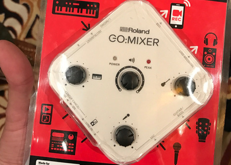 Roland helps YouTubers get their audio right withGo:Mixer   Edtech PK-12   Scoop.it