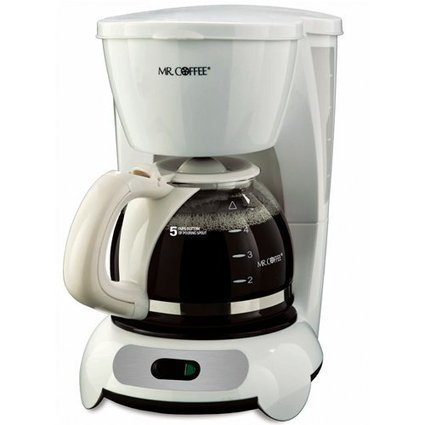 Reviews mr coffee tf6 5 cup switch coffeemaker reviews mr coffee tf6 5 cup switch coffeemaker white best kitchen fandeluxe Images