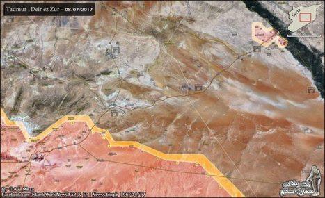 Resultado de imagen de bastión de ISIS de 'Uqayrbat,