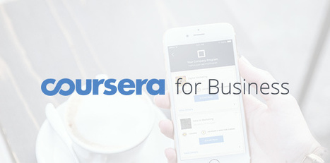 Announcing Coursera for Business | OER & Open Education News | Scoop.it
