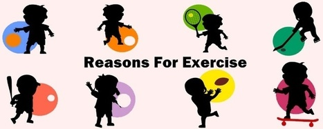 Reasons For Exercise | Fat Burn | Scoop.it
