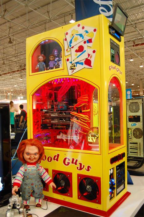 Chucky Casemod is One Killer PC   All Geeks   Scoop.it