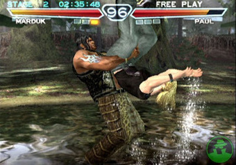 Download Tekken 4 Ps2 Iso For Apk Android Mobil