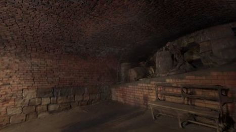 Nottingham's caves get virtual reality treatment - BBC News | cool stuff from research | Scoop.it