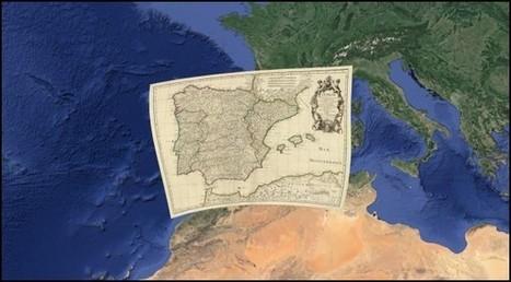 5 sitios para encontrar mapas históricos | Edu-Recursos 2.0 | Scoop.it