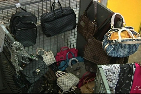 French Luxury Brands Fight Counterfeiting Trade - NTDTV | Global Luxury | Scoop.it