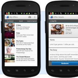 Google Offers App Comes to Android | Techie News From Around The World | Scoop.it