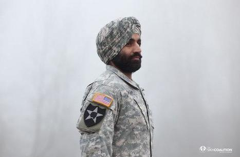 ICYMI: Army Says Turbans, Hijabs and Dreadlocks OK | Community Village Daily | Scoop.it