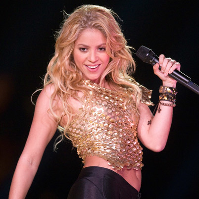 La Biografía de Shakira | Hispanic Musicians and Spanish Music | Scoop.it