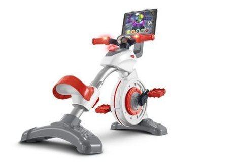 Fisher-Price presenta nueva bicicleta estática para niños   Aprendiendoaenseñar   Scoop.it