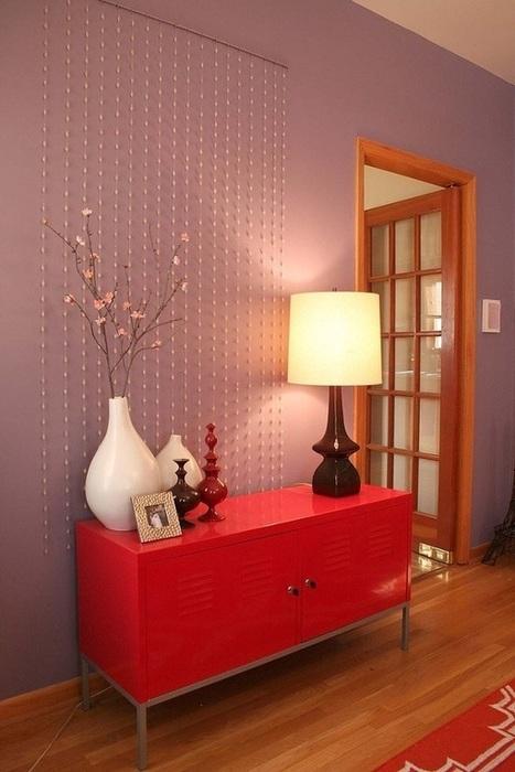 15 Creative Wall Art DIYs | Designing Interiors | Scoop.it