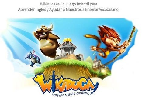 Wikiduca: aprende inglés jugando   Educación a Distancia y TIC   Scoop.it
