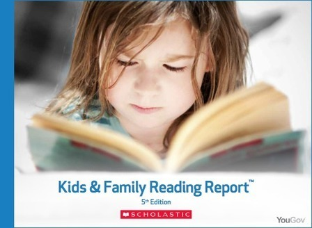 Kids and Family Reading Report | Creating a community of readers | Scoop.it