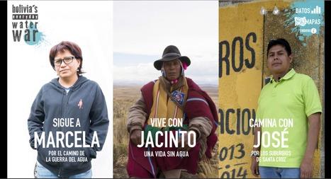 La Guerra del Agua Cotidiana en Bolivia - periodismohumano | Interactive & Immersive Journalism | Scoop.it