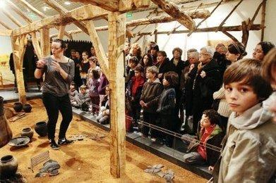plus de 42 000 visiteurs pour l'Aquitaine gauloise - Sud Ouest | Art et actualité des musées | Scoop.it