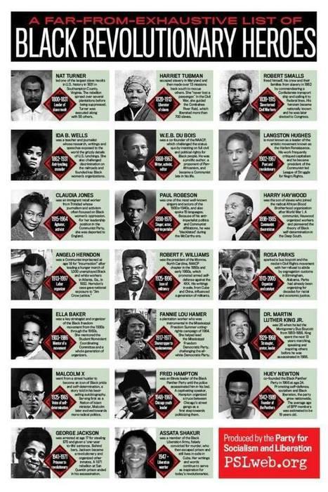 black-heroes via KushitePrince (link below) | They put Afrika on the map | Scoop.it