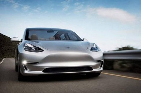 Tesla : la Gigafactory fabriquera les moteurs électriques de la Model 3 | 694028 | Scoop.it