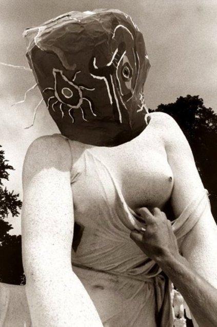 Alfred Pellan - La Muse, Collage, 1939   Affinities   Scoop.it