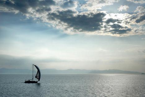 Greece - Aegina - Boat silhouette | Rent a car | Scoop.it