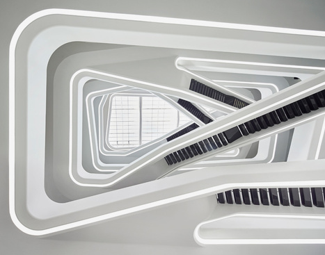 Zaha Hadid's architecture<br/> | Floornature | Today's Modern Architects and Architecture | Scoop.it