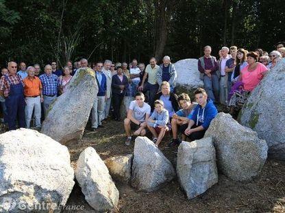 Un nouveau site mégalithique a été mis au jour par l'association ... - lepopulaire.fr | Mégalithismes | Scoop.it