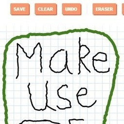 Sketch Toy: Create & Share Drawings With Shaky Lines & Various Colors - MakeUseOf Directory | Visualisering i undervisning | Scoop.it