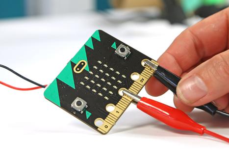Ressources pour BBC Micro à commander: bit (microbit)  La Technologie au Collège Joachim du Bellay    robotique-codage-technologie-low-tech    Scoop.it