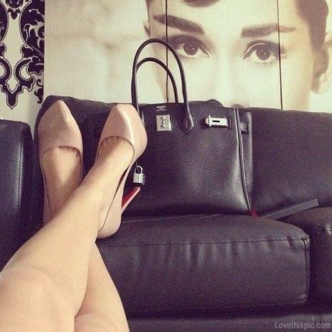 leur part de Chaussures  Christian Louboutin | L