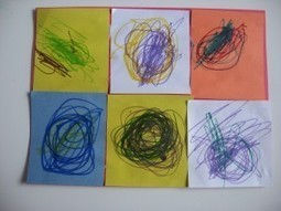 Kandinsky Inspired Art Project | No Time For Flash Cards | Jardim de Infância | Scoop.it