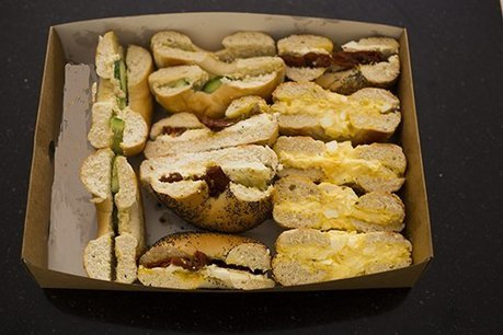 Pret Sandwich Platters The Making Of A Great A