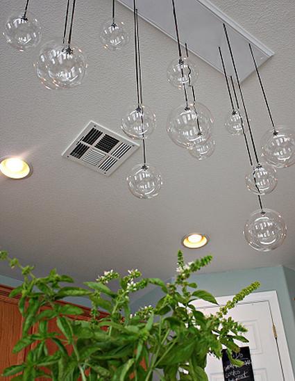 Como decorar con lamparas colgantes | Todo Manualidades | Qui no té feina el gat pentina | Scoop.it